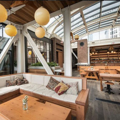 BEST ROOF TOP RESTAURANTS IN CHICAGO