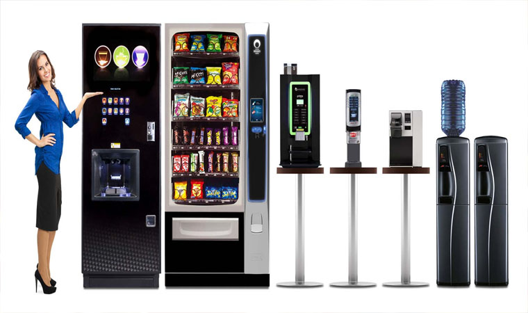 Two Things to Consider When Choosing a Workplace Vending Machine Vendor