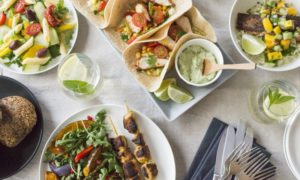 Make Healthier Meal and Drink Options For Better Health