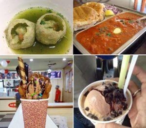 Street Food Places in Jaipur