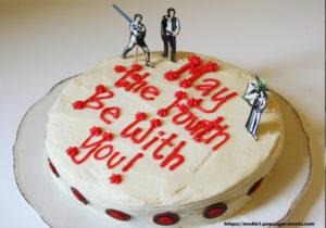 Birthday Cake Adorning Paraphernalia