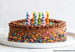 Birthday Cake Design Ideas You Can Use Easily