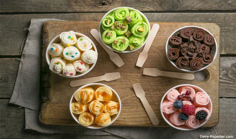 Alert Levels of Different Desserts