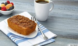 For the Subsequent Get With each other, Feel About Serving Coffee Cake!